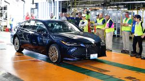 Full-sized but sporty: How Toyota is trying to give its Avalon broader appeal