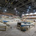 Get a first look at renovation progress inside UC's Fifth Third Arena: PHOTOS