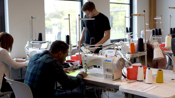 Behind the scenes at University of Oregon's two-day sports apparel creation workshop (Photos)