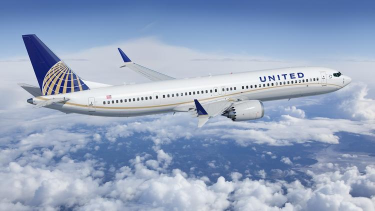 United Airlines Extends Revamped Schedule Because Of Grounded Max Denver Business Journal