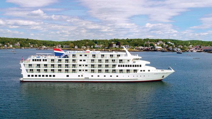 The Wharf has opened the door to something D.C. hasn't seen in decades: cruise ships