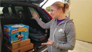 Amazon can now deliver boxes inside your car