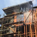 Concord apartment fire fits disturbing trend of arson at major construction sites, expert says