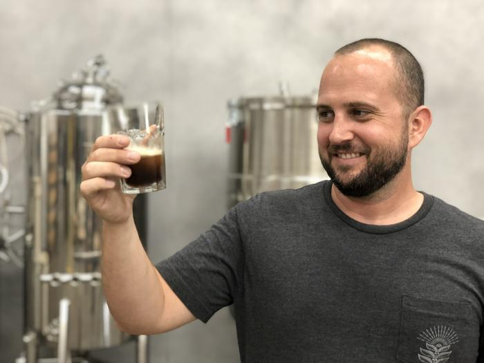 How Bold Bean Coffee Roasters prepared and launched its nitro coffee, organic coffee and more