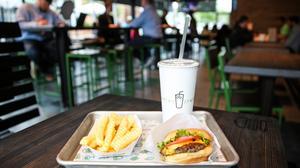 PHOTOS: Take a peek at Charlotte's first Shake Shack