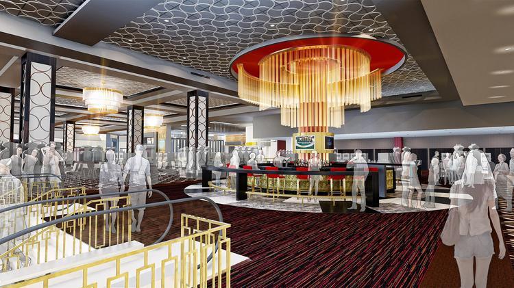 Louisville caesars casino indian casino gaming revenue in oklahoma