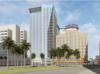 KT Urban proposes 19-story hotel tower with hundreds of rooms in downtown San Jose