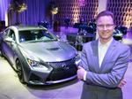 Executive at Plano-based Lexus on how the game has changed for marketing luxury cars