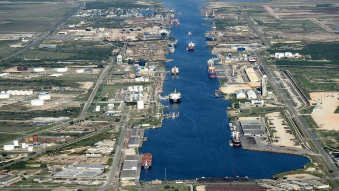 Port of Brownsville move $1.6 billion steel mill project forward