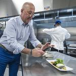 'Bizarre Foods' chef Andrew Zimmern, Paul <strong>Bartolotta</strong> team up to prepare dinner for G9 event: Slideshow