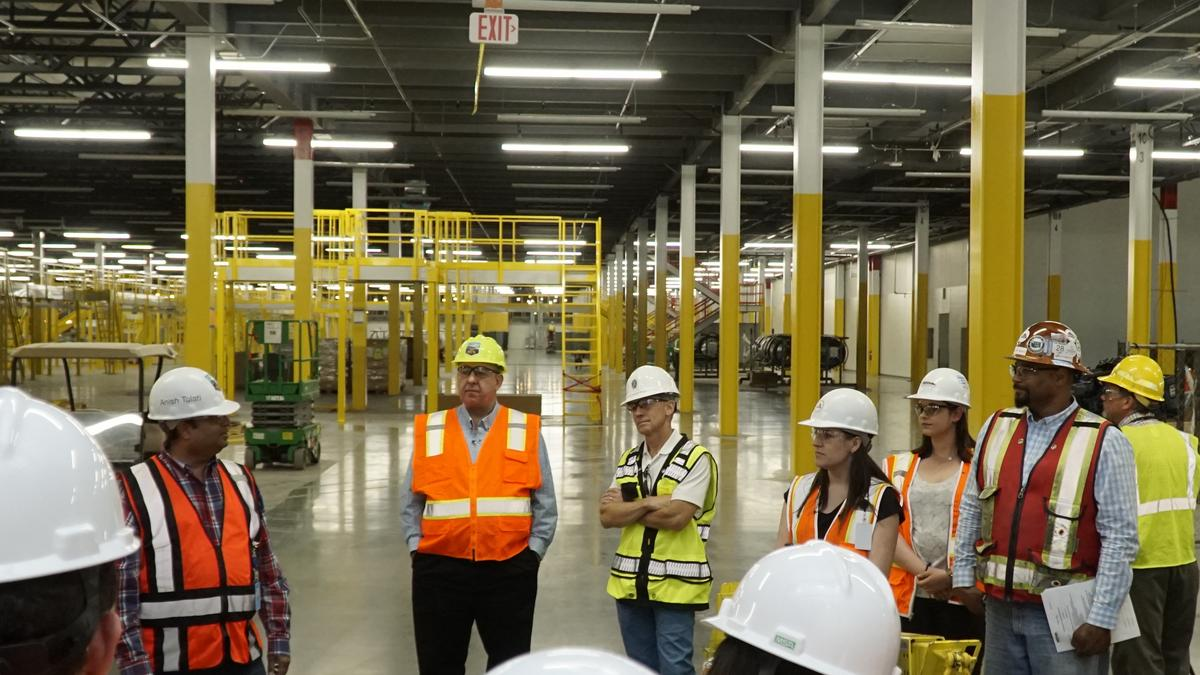 A first look at Amazon's $175M-plus Troutdale facility (Photos