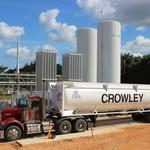 <strong>Crowley</strong> forms partnership to provide LNG-powered micro-grids to Puerto Rico
