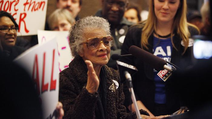 Do you support renaming a stretch of Fourth Street after civil rights pioneer Vel Phillips?