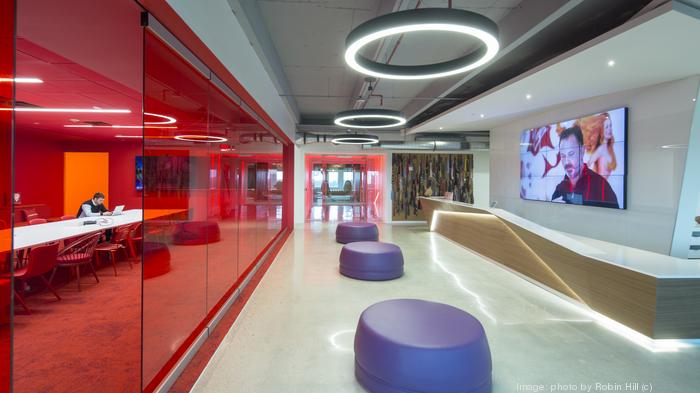 Which company should win SFBJ's 2018 Coolest Offices contest?