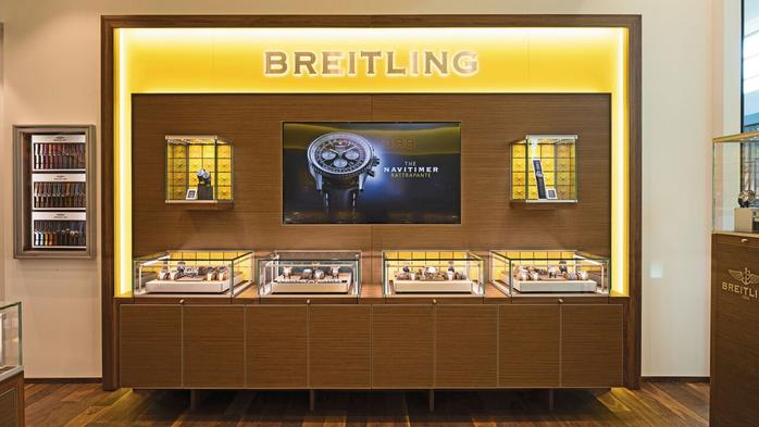 Luxury watch maker to open boutique at La Cantera