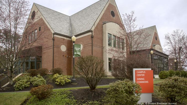 Cape Cod Community College Library Part - 20: The Campus Of Mount Ida College In Newton, Now Owned By UMass Amherst.