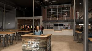 First look: This Ohio company is bringing a bowling alley and arcade to the Gulch