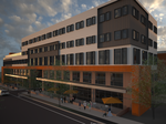 First look: Condos, grocery headline $40M development in 'vacant' part of Nashville