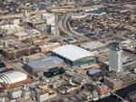 See Milwaukee's skyline with latest arena, entertainment block aerials: Slideshow