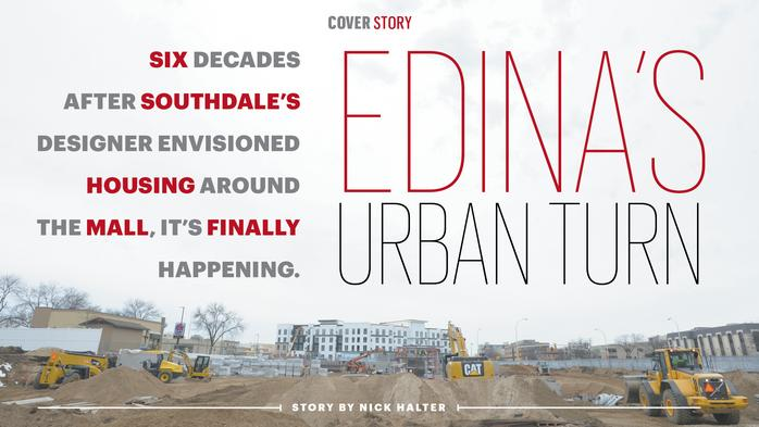 Southdale surrounded: The mall is at the center of Edina boom