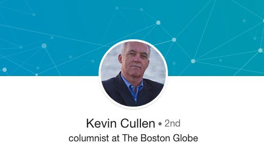Media Experts Fault Boston Globe For Paid Suspension Of Columnist