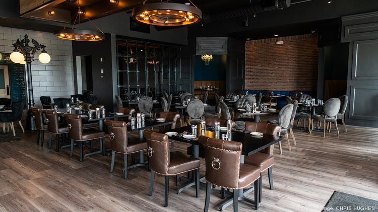 Look Inside Sw Clyborne Co Masons New Steampunk Restaurant