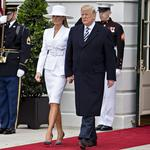First Lady's signature style wins praise