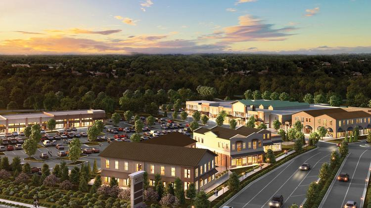 Grocery Store Coming To New South Durham Development Triangle
