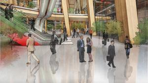 The third Comcast tower that D.C. architects want to build