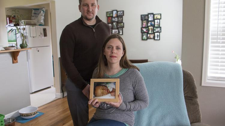 adam and jessica tosh of portland were caught off guard by a 34000 bill from life