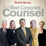 Houston's top lawyers: HBJ reveals Best Corporate Counsel award winners