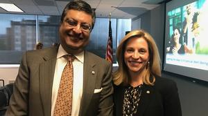 Atlanta companies mark milestones, look to future at annual meetings