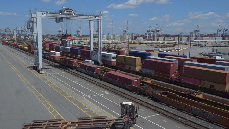 Georgia Ports Authority, Norfolk Southern partnering on