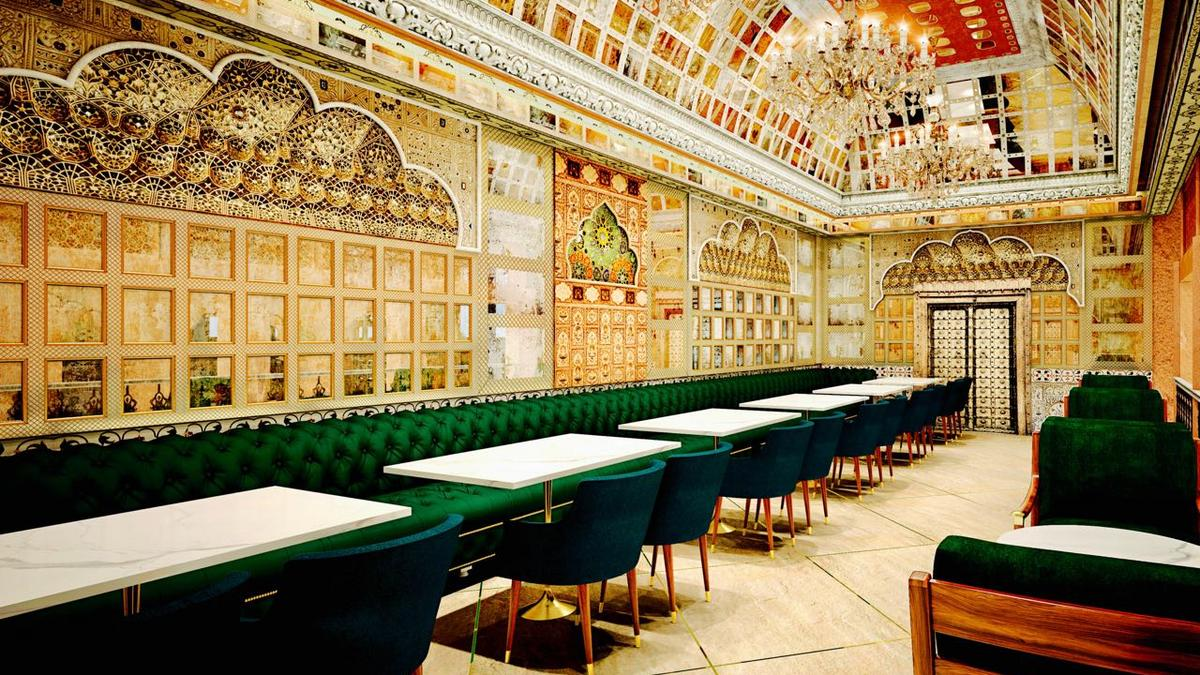 Houstons Galleria To Add Musaafer From The Spice Route Co Other - Table 41 restaurant