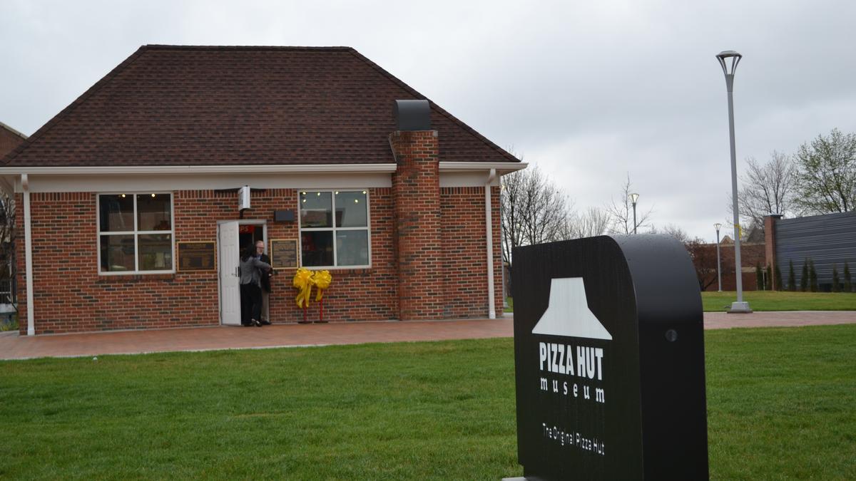 Gallery Pizza Hut Museum At Wichita State Wichita