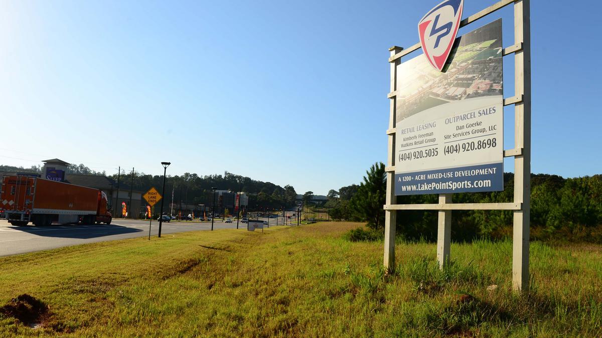 Georgia's LakePoint sports complex goes bankrupt - Atlanta