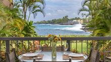 Alii Drive Oceanfront Retreat Within Enclave of Kona Onenalo