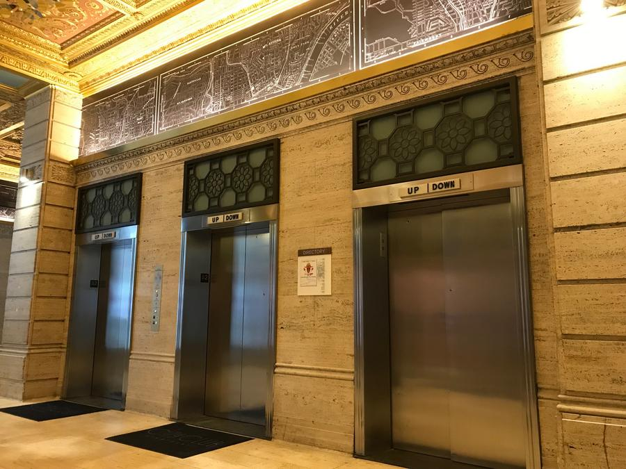 City Club Elevators 2