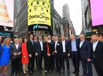 Here's how DocuSign IPO's big winners helped shape its success