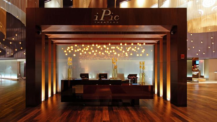 The iPic ticket desk in Scottsdale.