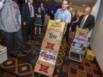 Gov. Walker dons beer uniform at American Lung Association's Oxygen Ball: Slideshow