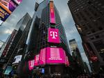 Sprint and T-Mobile agree to merge, in bid to remake wireless market