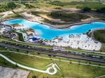 Scenes from the grand opening of the first 7.5-acre Crystal Lagoon in Wesley Chapel (Photos)