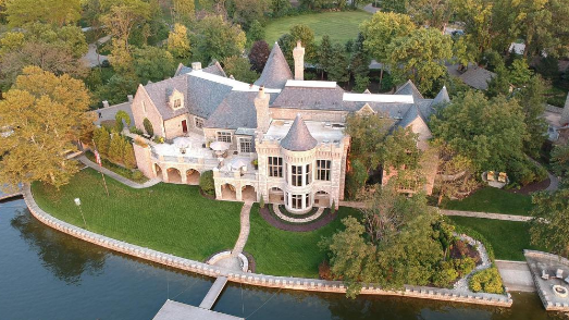 two kc mansions and an nearby estate are on a list of the most expensive homes for sale in missouri kansas city business journal