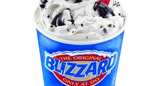 What is your favorite Dairy Queen Blizzard flavor?