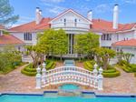 Opulent Texas mansion that was once largest U.S. spec home goes back on the market
