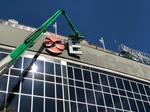 Photos: Everbank name removed from Jaguars stadium