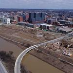 Ohio State's Cannon Drive project will close Rt. 315 ramps