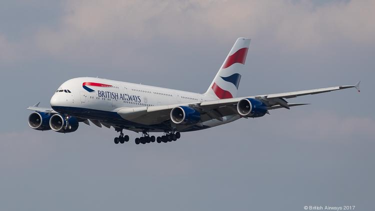 British Airways cuts back on A-380 at O'Hare - Chicago