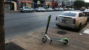 Dockless scooters return to downtown Austin